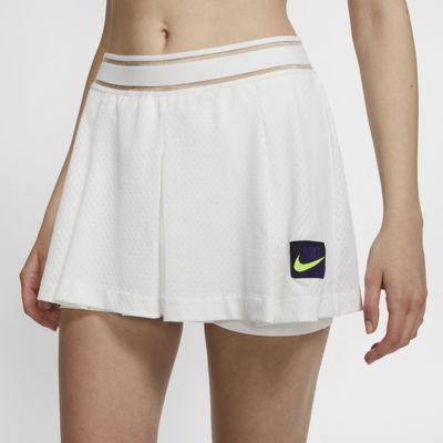 NikeCourt Slam tennisshorts til dame