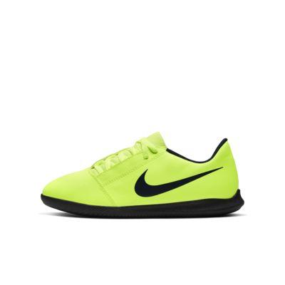 Fotbollssko för inomhusplan/futsal/street Nike Jr. Phantom Venom Club IC för barn/ungdom