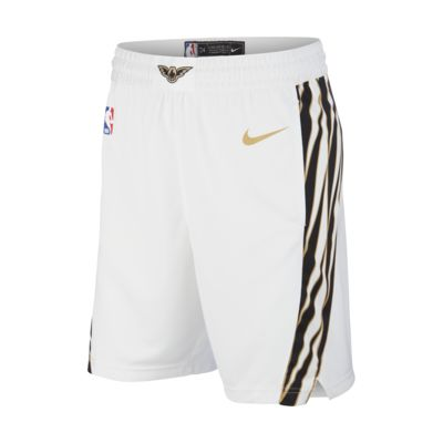 Shorts Nike de la NBA para hombre Atlanta Hawks City Edition Swingman