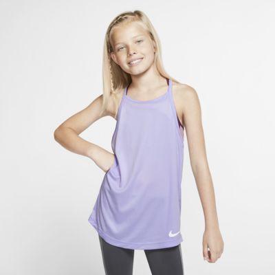 Débardeur de training Nike Dri-FIT pour Fille plus âgée