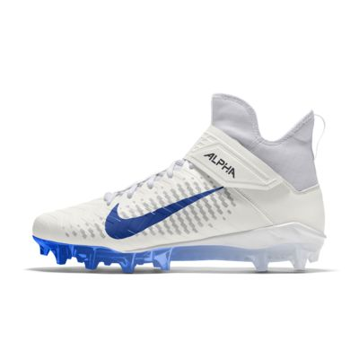 Nike Alpha Menace Pro 2 Mid By You Custom Men's Football Cleat