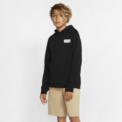 Hurley One And Only Boxed Flashback Boys' Fleece Pullover Hoodie