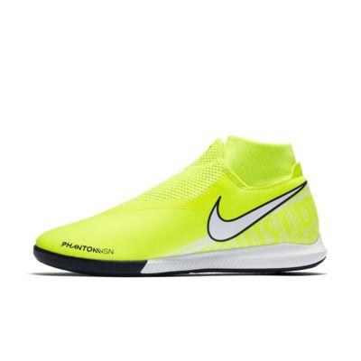 Nike Phantom Vision Academy Dynamic Fit IC-indendørs fodboldsko