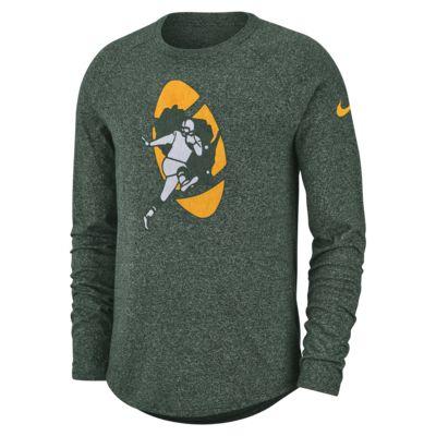 Nike Historic (NFL Packers) Men's Long-Sleeve T-Shirt
