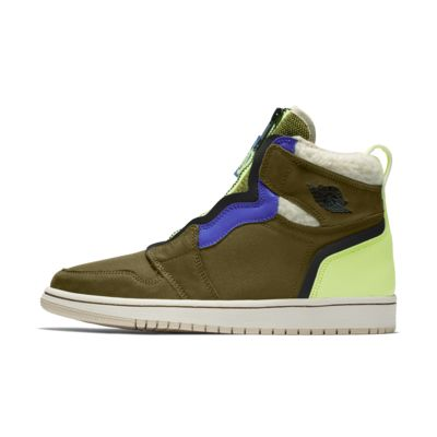 Dámská bota Air Jordan 1 High Zip Utility