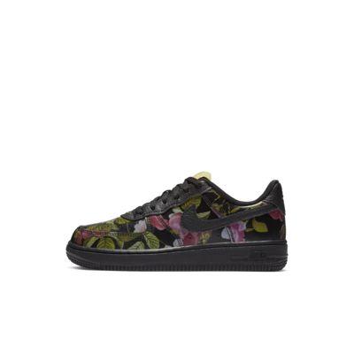 Blommig sko Nike Force 1 LXX för små barn