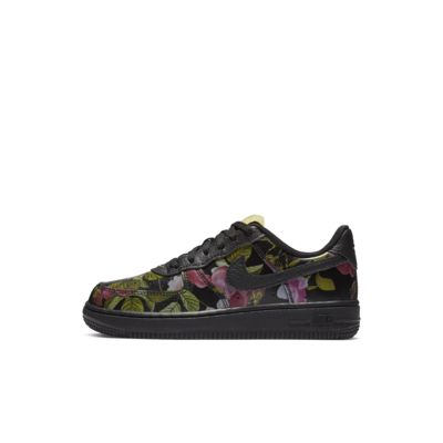 Nike Force 1 LXX Younger Kids' Floral Shoe