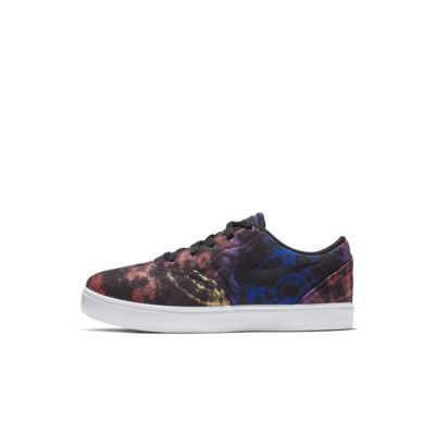 Nike SB Check Tie-Dye Little Kids' Shoe