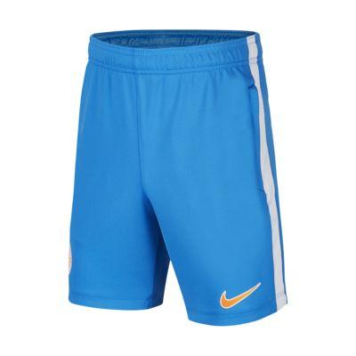 Nike Breathe 大童(男孩)足球短裤