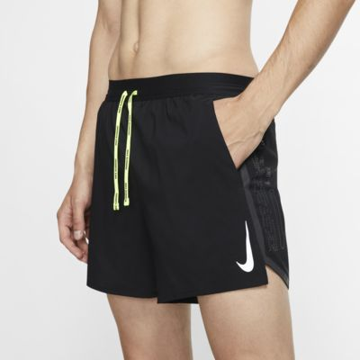 Short de running doublé Nike Air Flex Stride 12,5 cm pour Homme