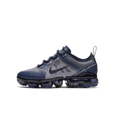 Купить Кроссовки для школьников Nike Air VaporMax 2019