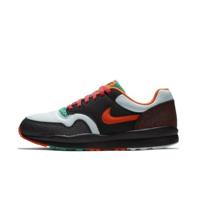 Nike Dames Air Max 1 Ultra Flyknit (Groen & Wit) 843387 301