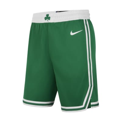 Calções NBA Nike Boston Celtics Icon Edition Swingman para homem