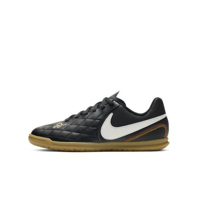 Nike Jr. TiempoX Legend VII Club 10R Little/Big Kids' Indoor/Court Soccer Shoe