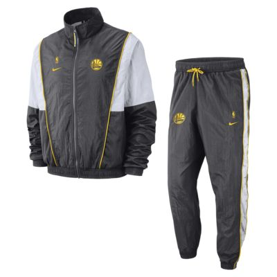 Golden State Warriors Nike Men's NBA Tracksuit