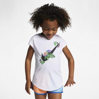 Nike Dri-FIT Toddler Floral T-Shirt