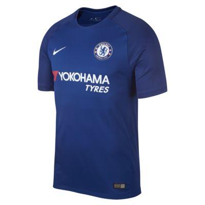 Купить Мужское футбольное джерси 2017/18 Chelsea FC Stadium Home