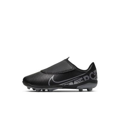 Nike Jr. Mercurial Vapor XII Club MG Voetbalschoen voor peuters/kleuters (meerdere ondergronden)