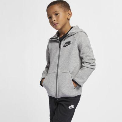 Nike Sportswear Tech Fleece Sudadera con capucha - Niño/a pequeño/a