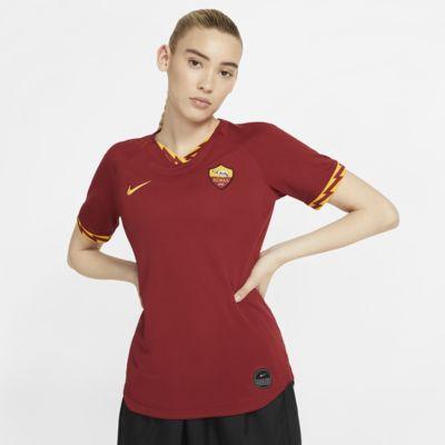 A.S. Roma 2019/20 Stadium Home Damen-Fußballtrikot