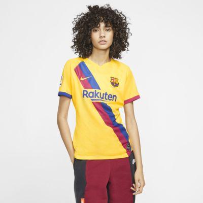 Женское футбольное джерси FC Barcelona 2019/20 Stadium Away