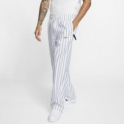Nike 男款 Swoosh 條紋運動褲