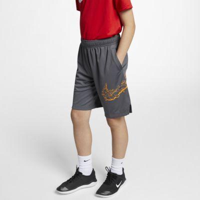 Nike Dri-FIT Big Kids' (Boys') Graphic Training Shorts