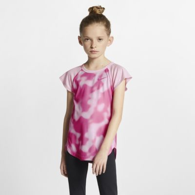 Haut Nike Instacool pour Jeune enfant