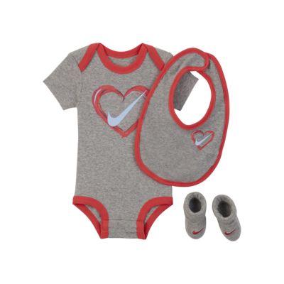 Tredelat set Nike för baby (12-24 mån)