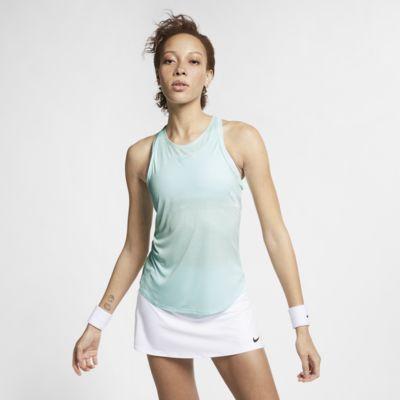 Tennislinne NikeCourt Dri-FIT för kvinnor