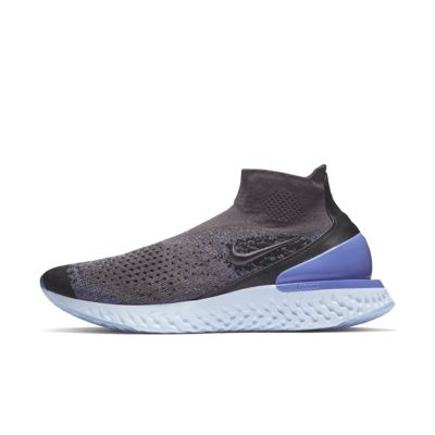 Nike Rise React Flyknit男子跑步鞋