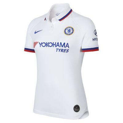 Chelsea FC 2019/20 Stadium Away Kadın Futbol Forması