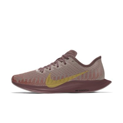 Scarpa da running personalizzabile Nike Zoom Pegasus Turbo 2 Premium By You - Donna