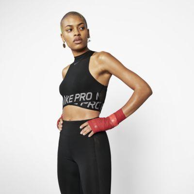 Camiseta de tirantes para mujer Nike Pro Intertwist