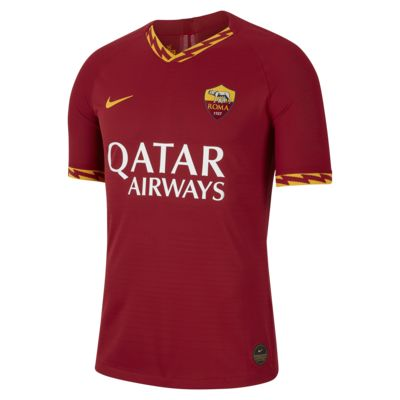 A.S. Roma 2019/20 Vapor Match Home Men's Football Shirt