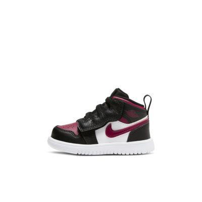 Air Jordan 1 Mid Alt - sko til babyer/småbørn