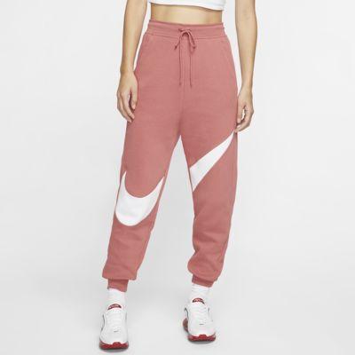 Dámské flísové kalhoty Nike Sportswear Swoosh