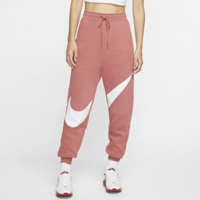 Nike Sportswear Swoosh Yünlü Kadın Eşofman Altı