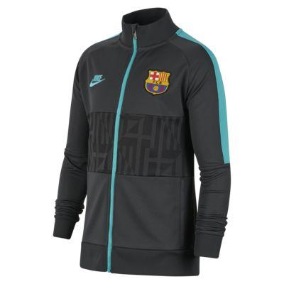 FC Barcelona Older Kids' Jacket