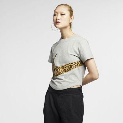 Nike Sportswear Women's Animal Cropped Top