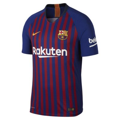 2018/19 FC Barcelona Vapor Match Home Men's Football Shirt