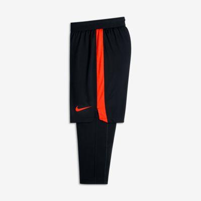 Купить Футбольные шорты для мальчиков школьного возраста Nike Dry Neymar Squad 2-in-1