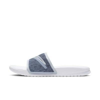 chaussures de sport 5e713 3b3c8 Sandale Nike Benassi LX pour Femme