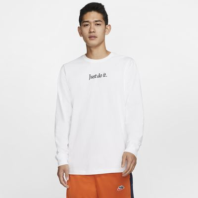 Nike Sportswear Camiseta de manga larga JDI - Hombre