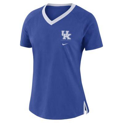 Nike College (Kentucky) Women's Short-Sleeve Top
