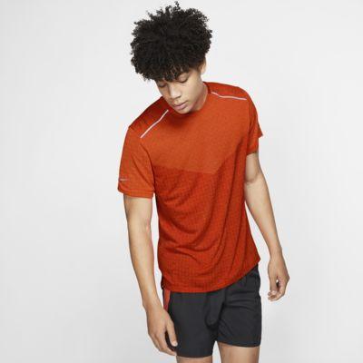 Мужская беговая футболка Nike Tech Pack
