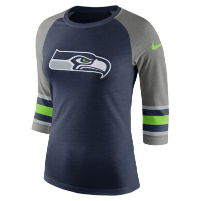 Nike Tri-Blend Raglan (NFL Seahawks)