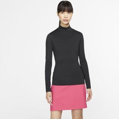 Nike Dri-FIT UV Langarm-Golfoberteil für Damen