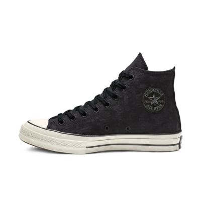 Converse Chuck 70 Denim Camo High Top Unisex Shoe