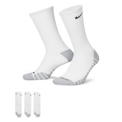 Nike Everyday Max Cushioned Calcetines largos de entrenamiento (3 pares)